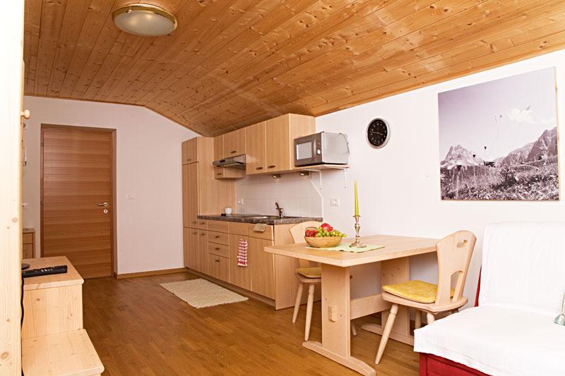 Appartamento Adlerhorst nel Schopplhof nelle Dolomiti Alto ...